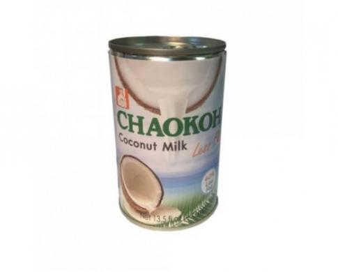 Кокосовое молоко Chaokoh Слабожирное, 400мл