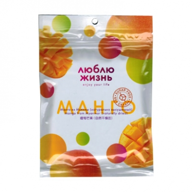 Манго БЕЗ сахара натуральной сушки