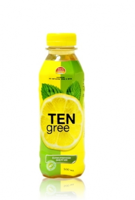 Напиток компотный TenGree Лимон и мята, 500 мл