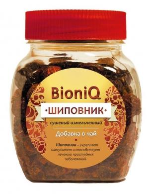Шиповник сушеный BioniQ, 120 гр