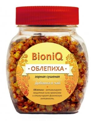 Облепиха сушеная BioniQ, 70 гр