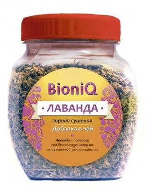 Лаванда сушеная BioniQ, 40 гр