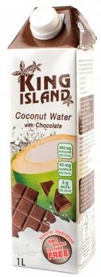 Кокосовый напиток KING ISLAND с шоколадом, 1000 мл