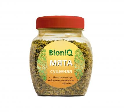 Мята сушеная BioniQ, 50 гр
