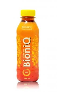 Напиток компотный BioniQ классический, 500 мл