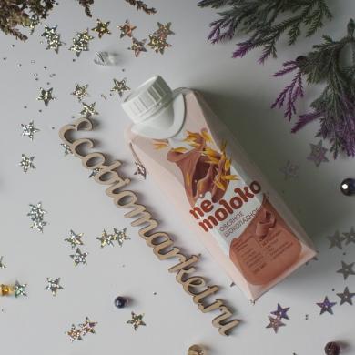 Овсяное шоколадное Nemoloko, 250мл
