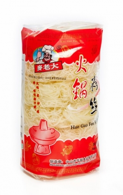 Рисовая лапша Mai Lao порционная 0,8мм, 300г