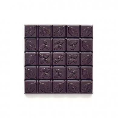Шоколад молочный с кофе и кардамоном, 90г