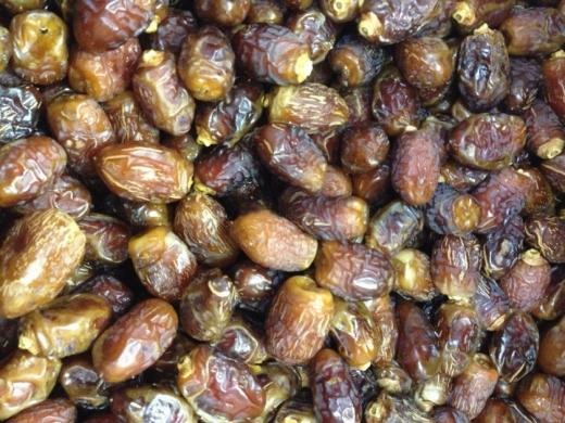 Финики Премиум органик сорт Даббас (ОАЭ), 100г