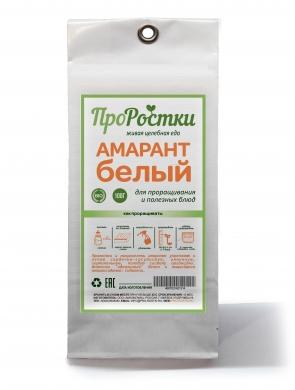 Семена амаранта белого, 100гр