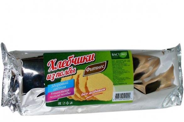 Хлебчики из полбы без добавок Вастэко, 70 гр
