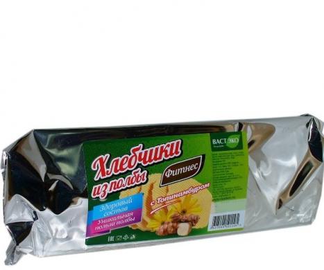 Хлебчики из полбы с топинамбуром Вастэко, 70 гр