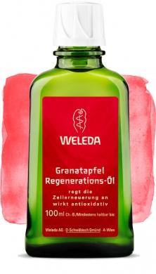 Гранатовое восстанавливающее масло Weleda, 100мл