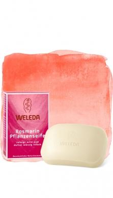 Розмариновое растительное мыло Weleda, 100гр