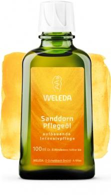 Питательное облепиховое масло Weleda, 100мл