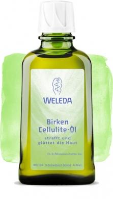 Березовое антицеллюлитное масло, 200мл