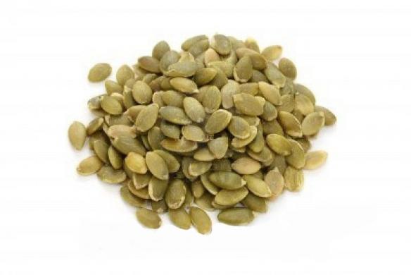 Семена тыквы очищенные, 100г