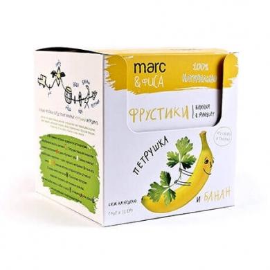 Фрустики Банан и Петрушка коробка, 105гр