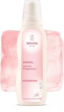 Деликатное молочко для тела Weleda, 200мл