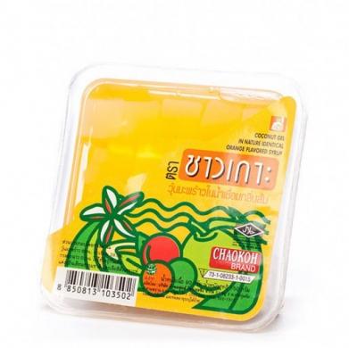 Кокосовое желе в апельсиновом сиропе CHAOKOH, 150г