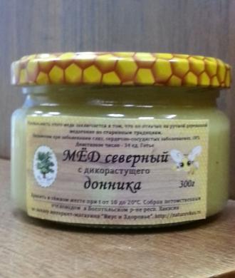 Мед северный донник (дикорос), 300гр