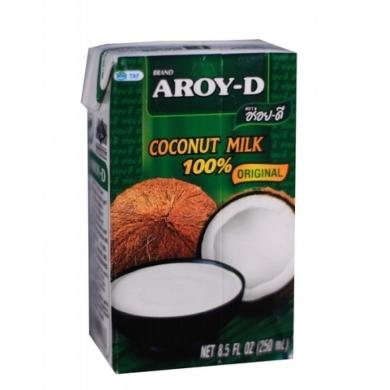 Кокосовое молоко Aroy-D, 500 мл.