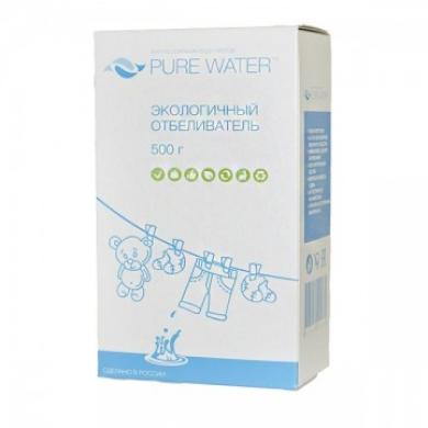 Отбеливатель экологичный Pure Water, 500 гр