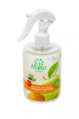 Распылитель для мытья фруктов и овощей MaKo Clean, 300 мл
