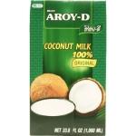 Кокосовое молоко Aroy-D, 1000 мл.