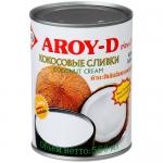 Кокосовые сливки Aroy-D, 560мл