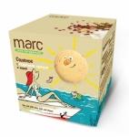 Печенье Marc&Фиса Соленое с кедровым орехом и зирой, 150гр
