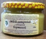 Мед Северный бортевой (Дикорос), 300г