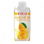 Нектар Манго FOCO, 330мл