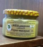 Мед горно-таежный из северного леса (дикорос), 300гр