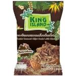 Кокосовые чипсы с шоколадом King Island, 40 гр