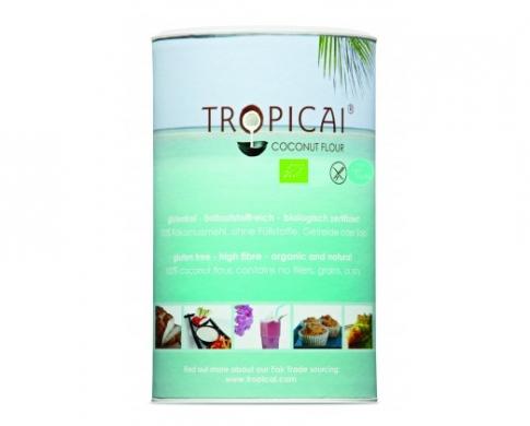 Органическая кокосовая мука Tropicai, 500г