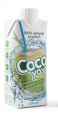 Кокосовая вода COCOYOYO, 330мл
